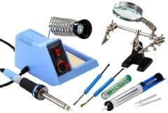 DURATOOL D03292  Soldering Station Kit